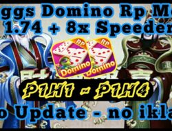 Domino Rp 1.74 Mod Unlimited Coin & Chip Gratis